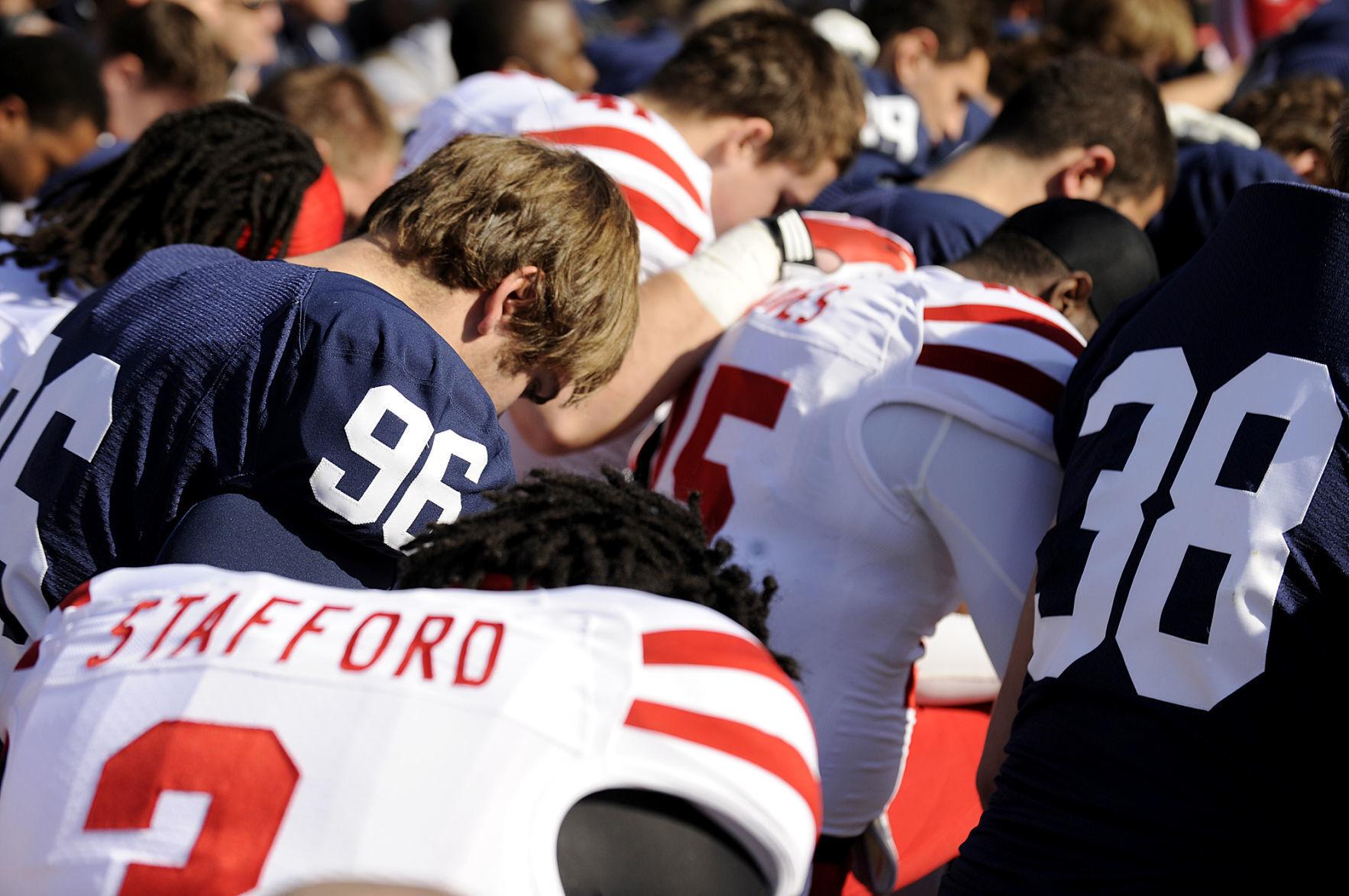Nebraska vs. Penn State